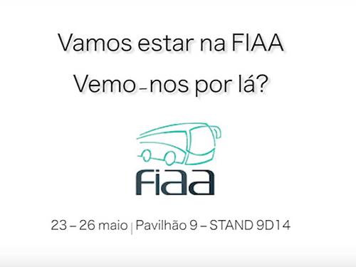 Caetanobus: Vamos estar na FIAA