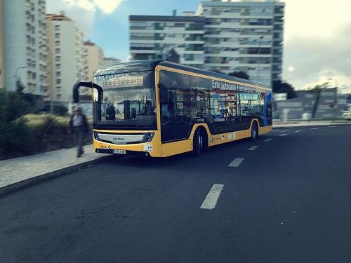 Caetanobus: Elétrico? Sim, é um autocarro