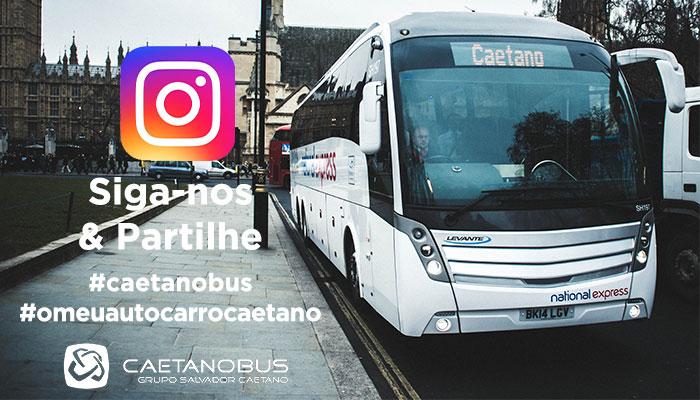 Instagram da CaetanoBus