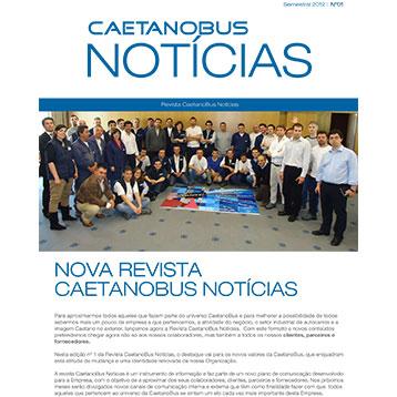 Edição nº 1 – 2012