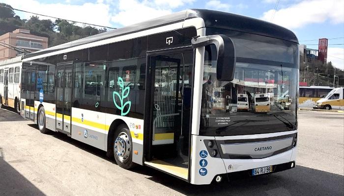e.City Gold da CaetanoBus inicia testes com os Serviços Municipalizados de Transportes Urbanos de Coimbra (SMTUC)