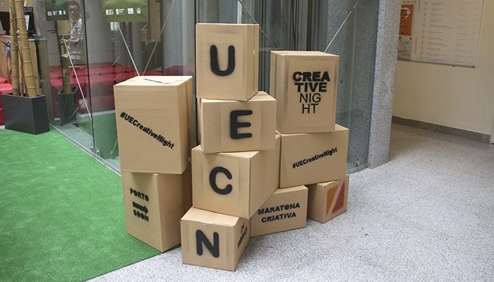 CaetanoBus presente em noite de criatividade
