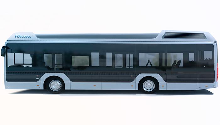 Vem aí o Fuel Cell Bus