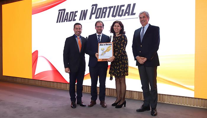 CaetanoBus vence Prémio Made in Portugal