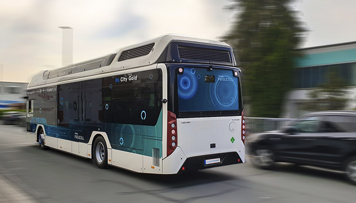 moBiel GmbH orders its first hydrogen buses from Caetano
